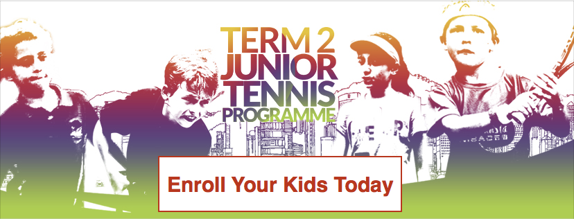 2017 Junior Tennis Programme Term 2